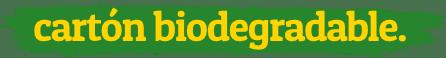 carton biodegradable